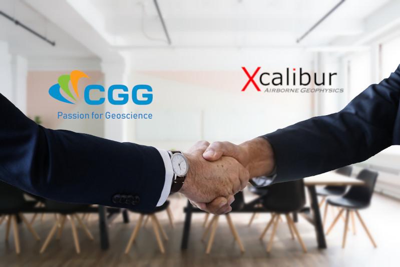 Xcalibur announces acquisition of CGG's Multi-Physics business.